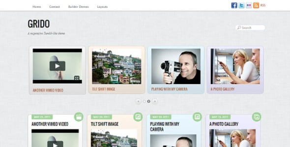 Themify - Grido WordPress Theme