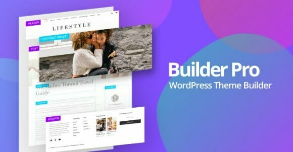 Themify Builder Pro WordPress Theme Builder