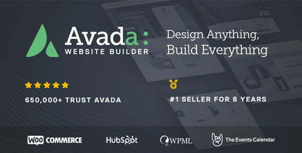Avada Website Builder For WordPress & WooCommerce